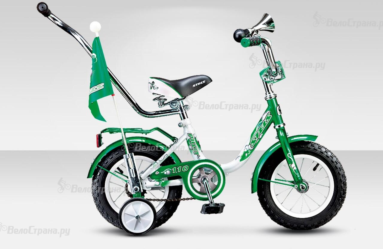 Велосипед Stels Pilot 110 12 (2014) велосипед stels pilot 110 14 2015