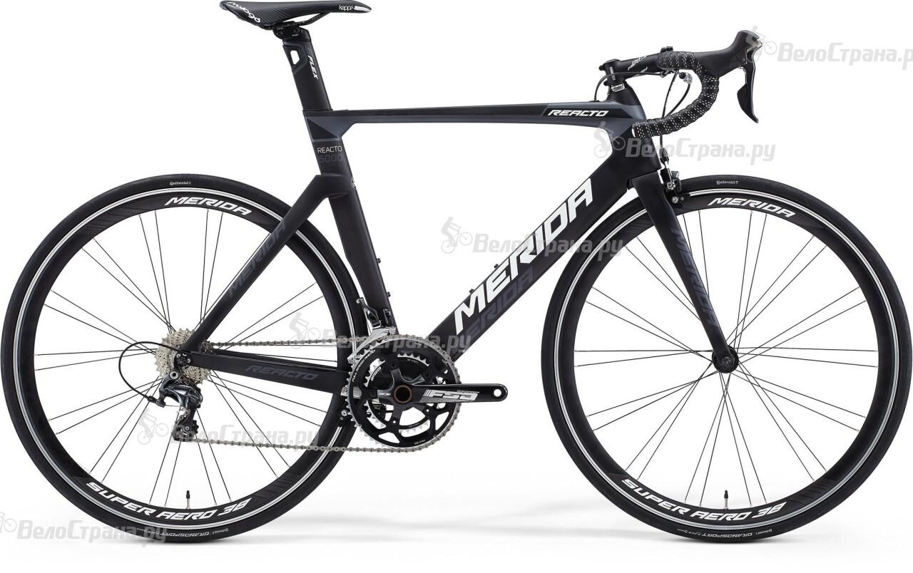 Велосипед Merida REACTO 5000 (2015)