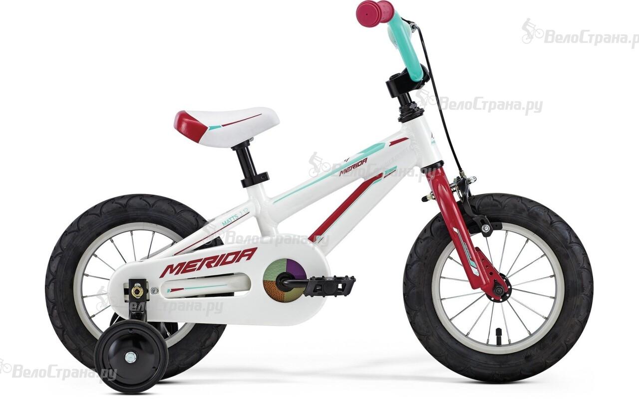 Велосипед Merida MATTS J12 (2015) merida matts 40 v 2013