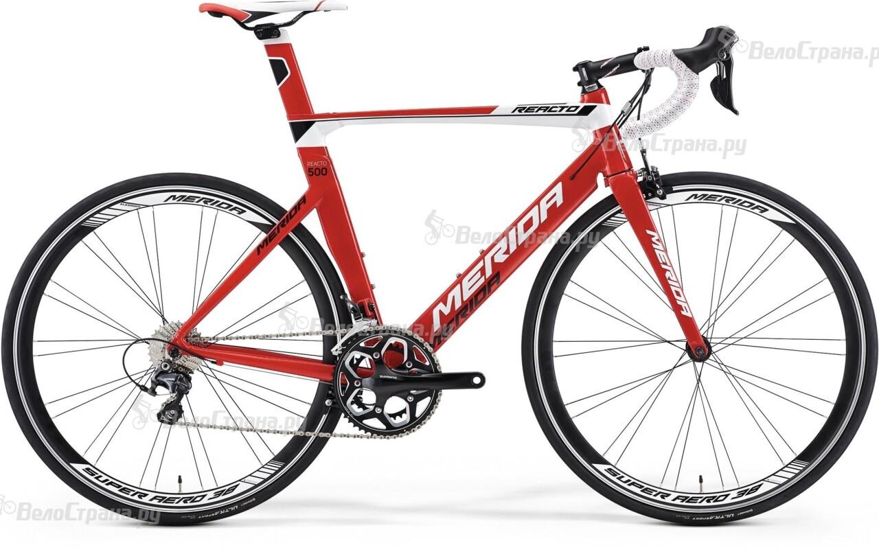 Велосипед Merida REACTO 500 (2015)