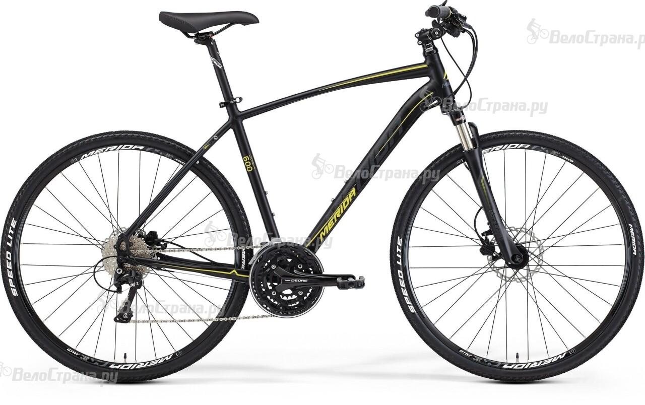 Велосипед Merida CROSSWAY 600 (2015) велосипед merida big seven 100 2015