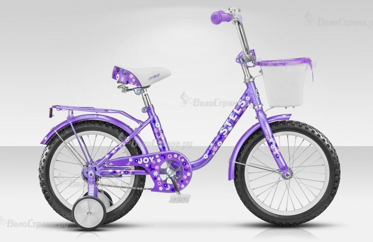 Велосипед Stels Joy 16 (2014) велосипед stels navigator 310 2016