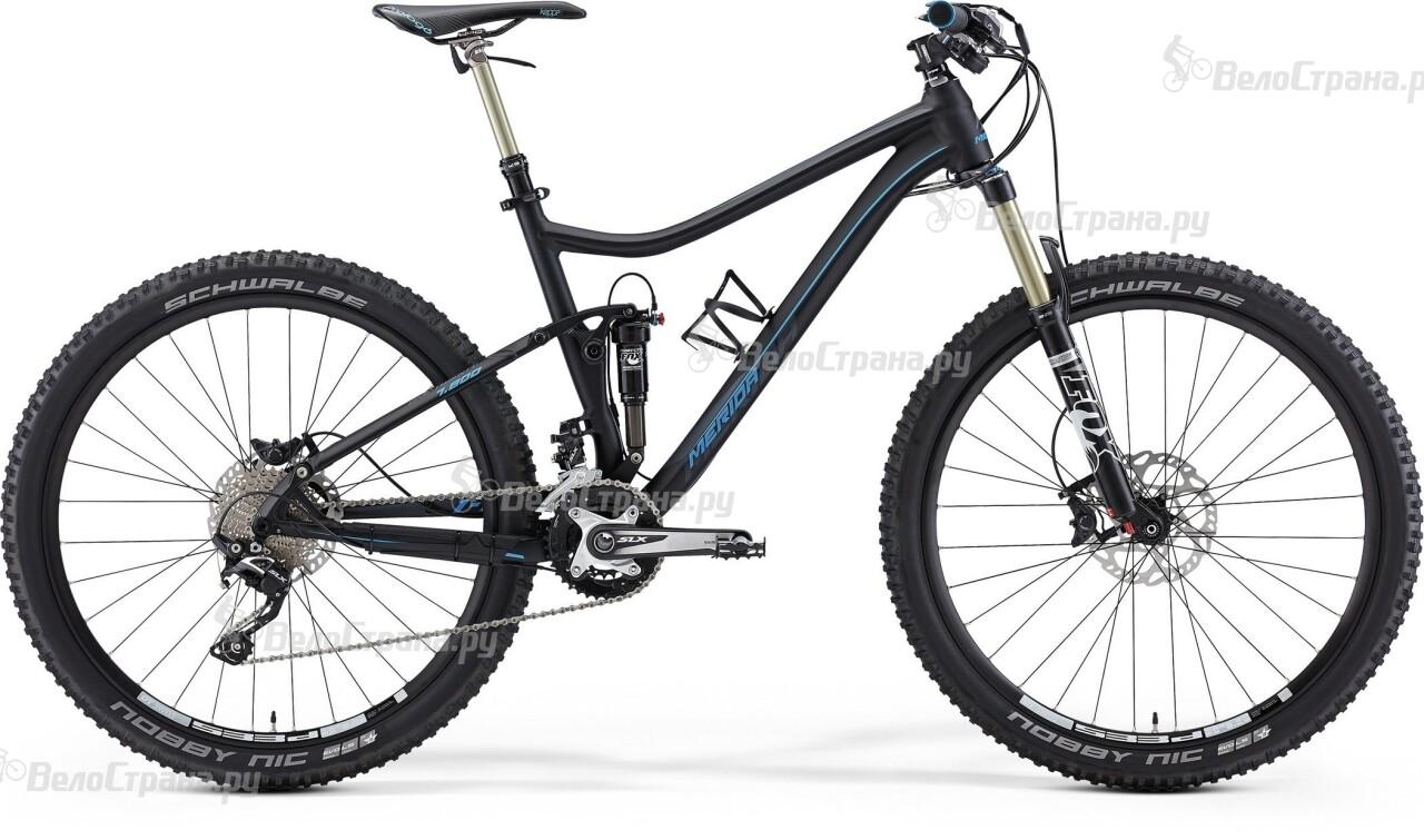 Велосипед Merida ONE-TWENTY 7. 800 (2015)