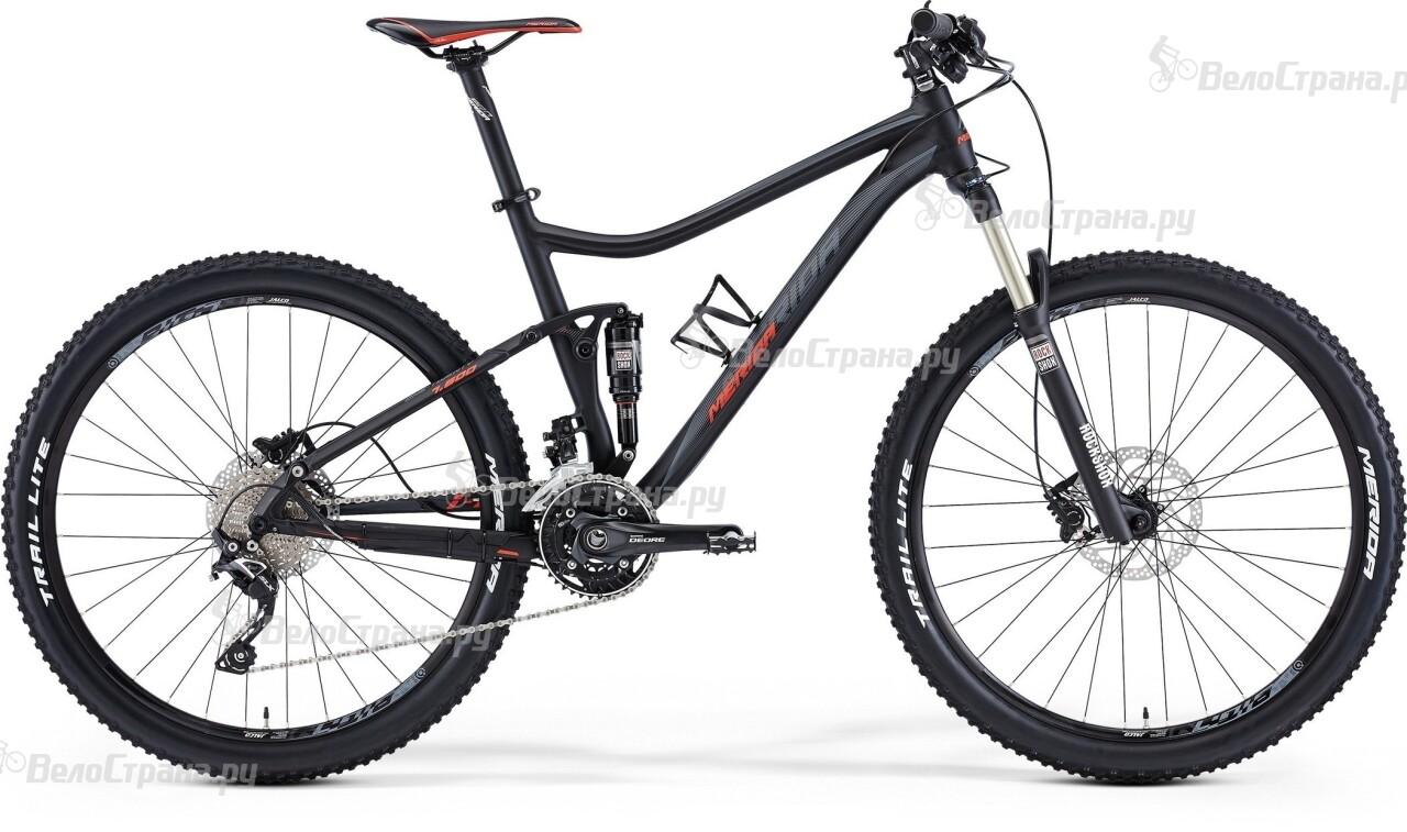 Велосипед Merida ONE-TWENTY 7. 600 (2015) велосипед merida big seven 600 2015