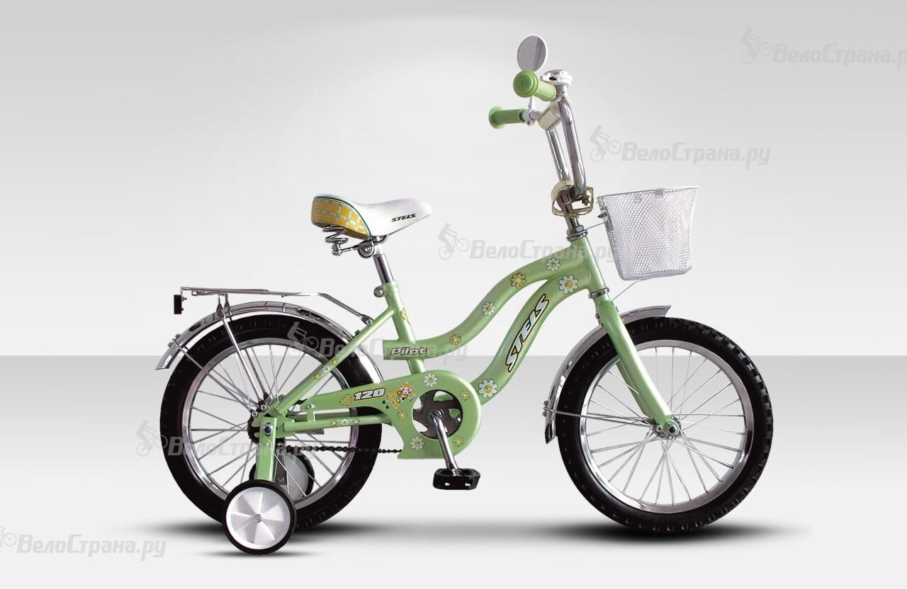 Велосипед Stels Pilot 120 16 (2014) велосипед stels navigator 310 2016