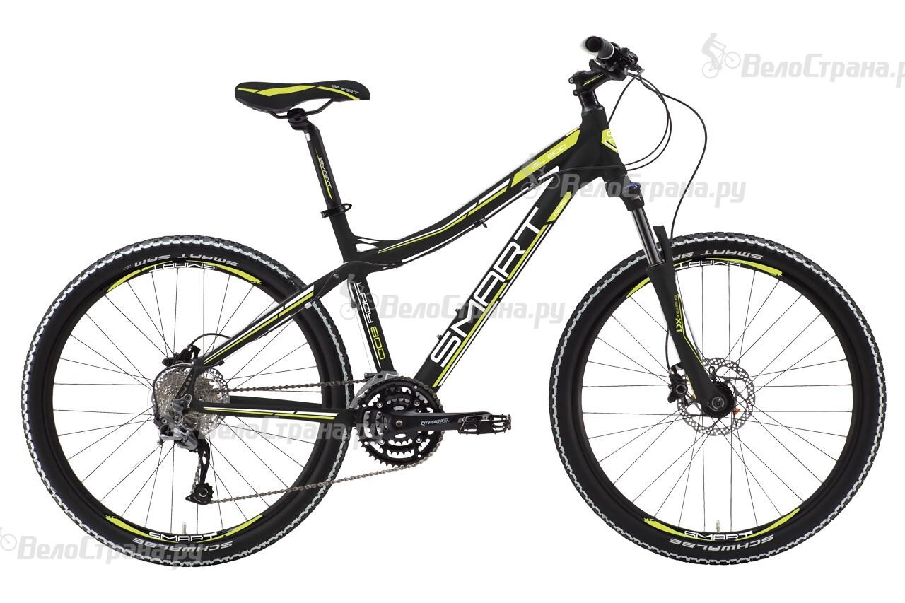 Велосипед Smart Lady 800 27,5 (2016)