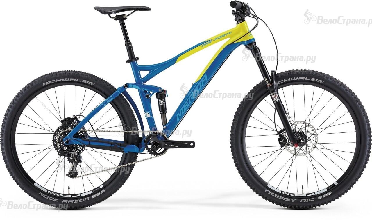 Велосипед Merida ONE-FORTY 7. 900 (2015)