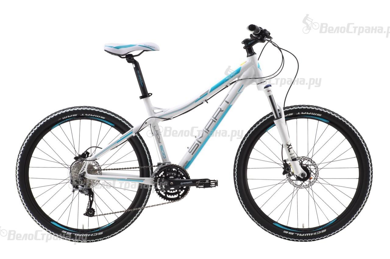 Велосипед Smart Lady 600 27,5 (2016) smart lady 600 2014