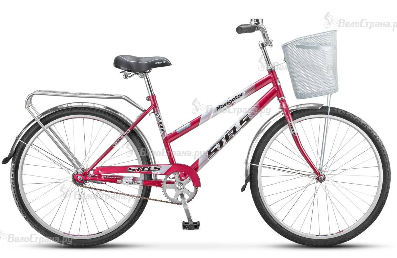 Велосипед Stels Navigator 210 Lady (2016) велосипед stels navigator 130 1sp lady 2016