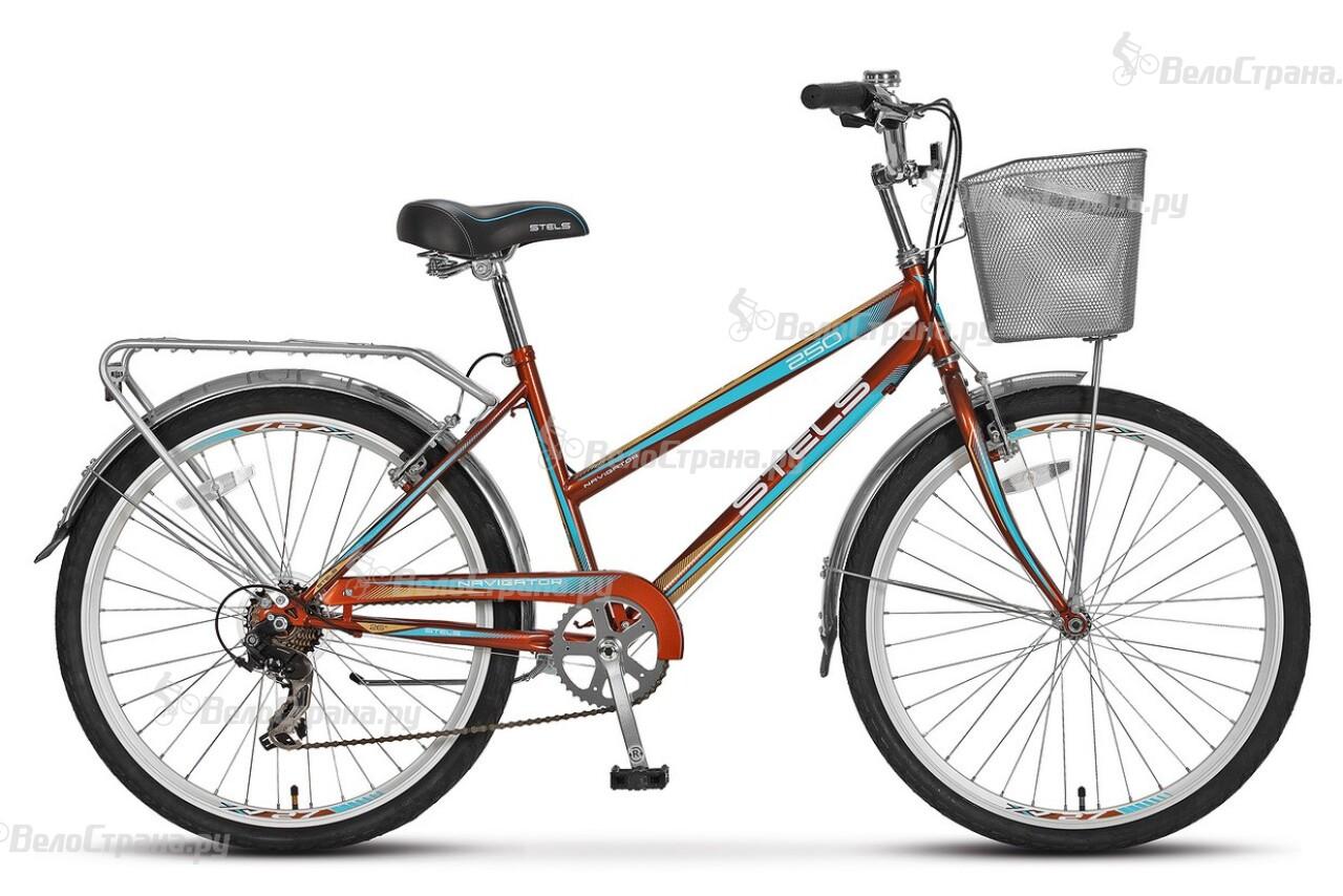 Велосипед Stels Navigator 250 Lady (2016) велосипед stels navigator 150 3sp lady 2016