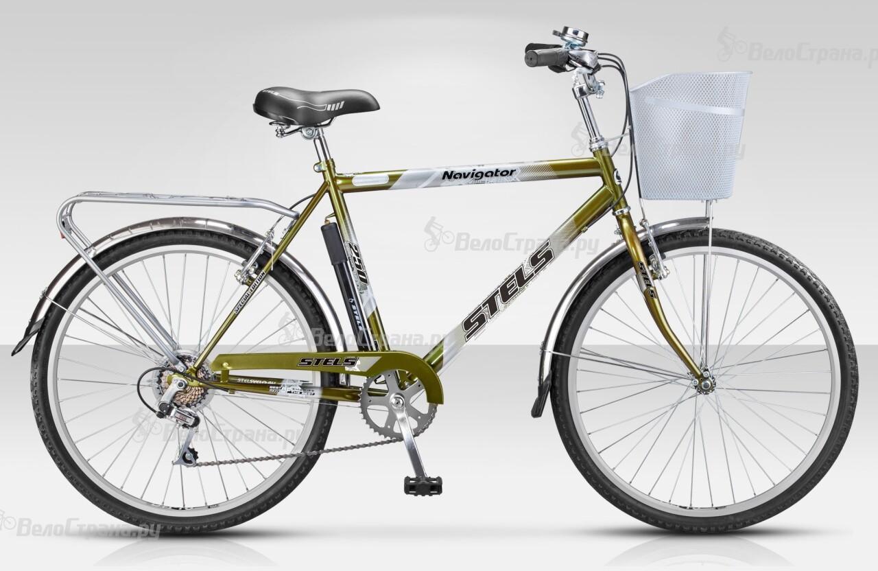Велосипед Stels Navigator 250 (2014) велосипед stels navigator 380 2014