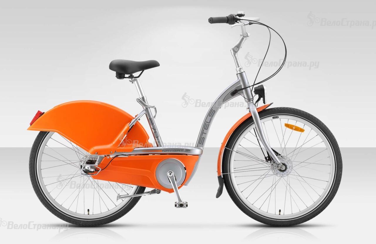Велосипед Stels Navigator 270 (2015) велосипед с корзиной stels navigator 380 gent 20 2015 black green