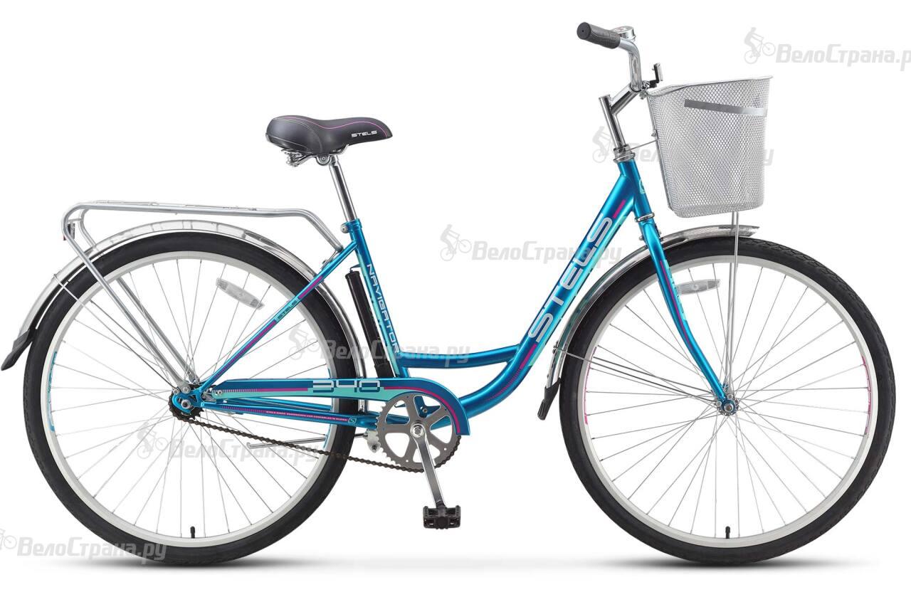 Велосипед Stels Navigator 340 Lady (2016) велосипед stels navigator 130 1sp lady 2016