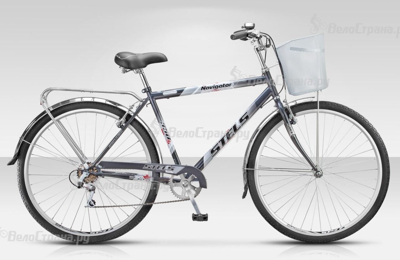 Велосипед Stels Navigator 350 (2014) велосипед stels navigator 380 2014