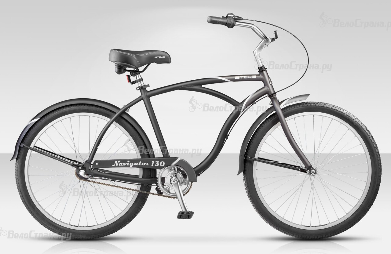 Велосипед Stels Navigator 130 3sp (2015) stels navigator 150 lady 3 sp 15 5 2015 green white
