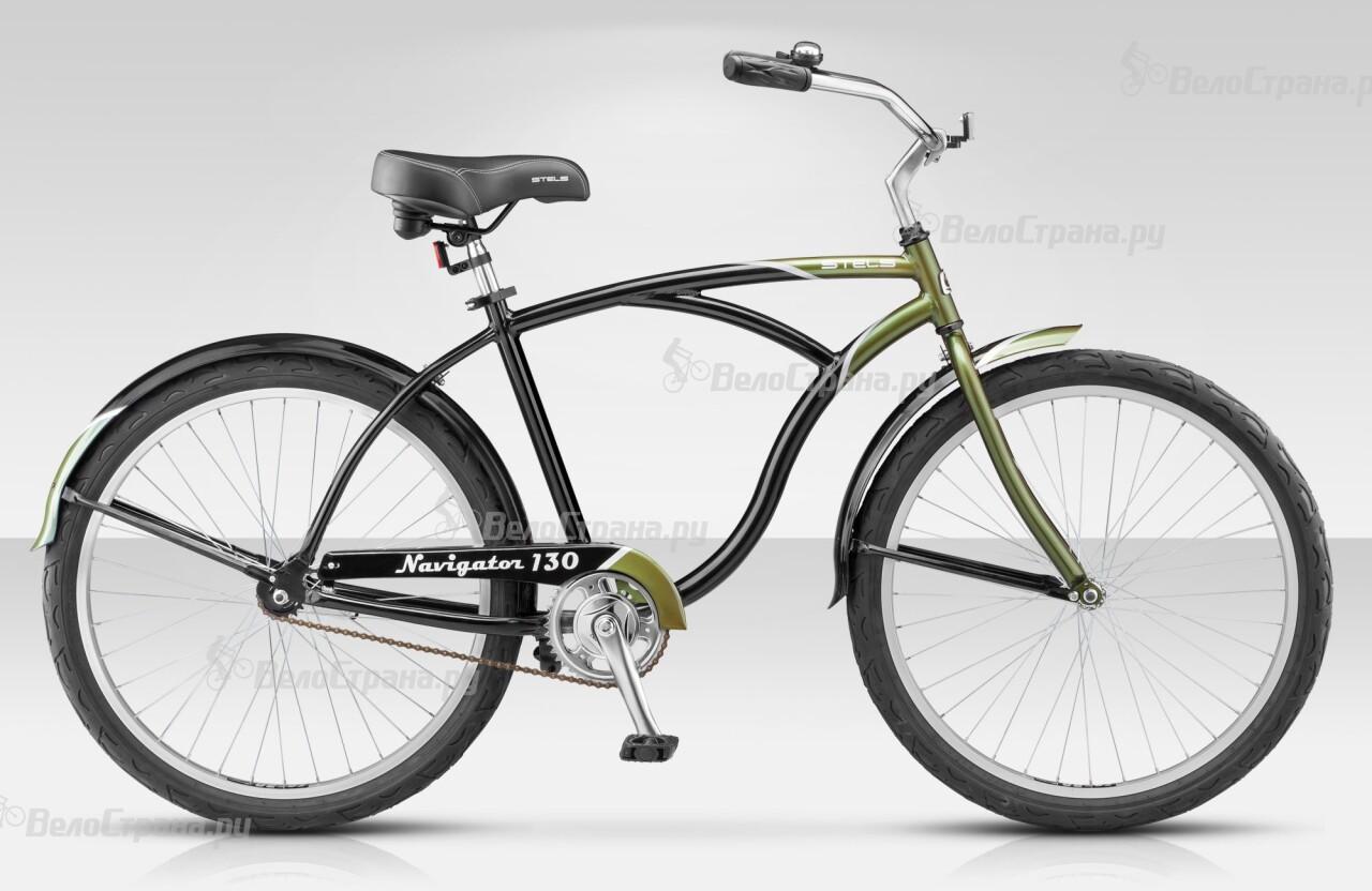 Велосипед Stels Navigator 130 1sp (2015) велосипед stels navigator 310 2015