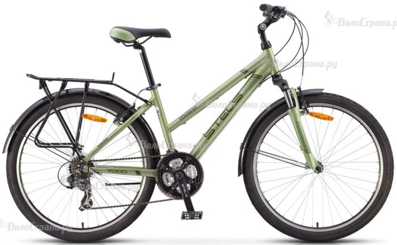 Велосипед Stels Miss 7000 (2016) велосипед stels miss 8900 md 2015