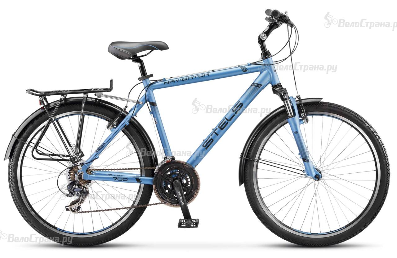 Велосипед Stels Navigator 700 (2017) велосипед stels navigator 700 2016