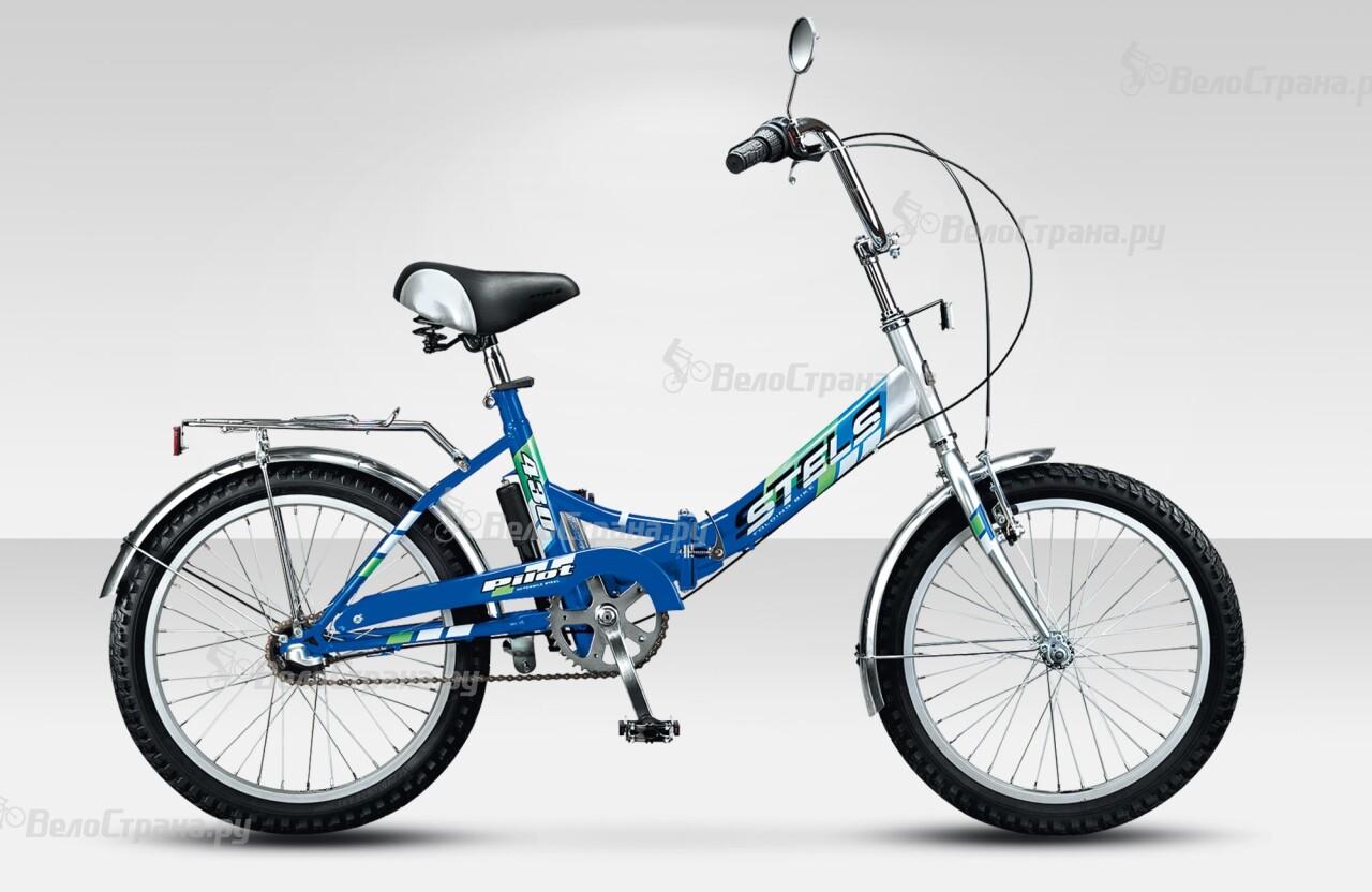 Велосипед Stels Pilot 430 (2014) велосипед stels navigator 310 2016