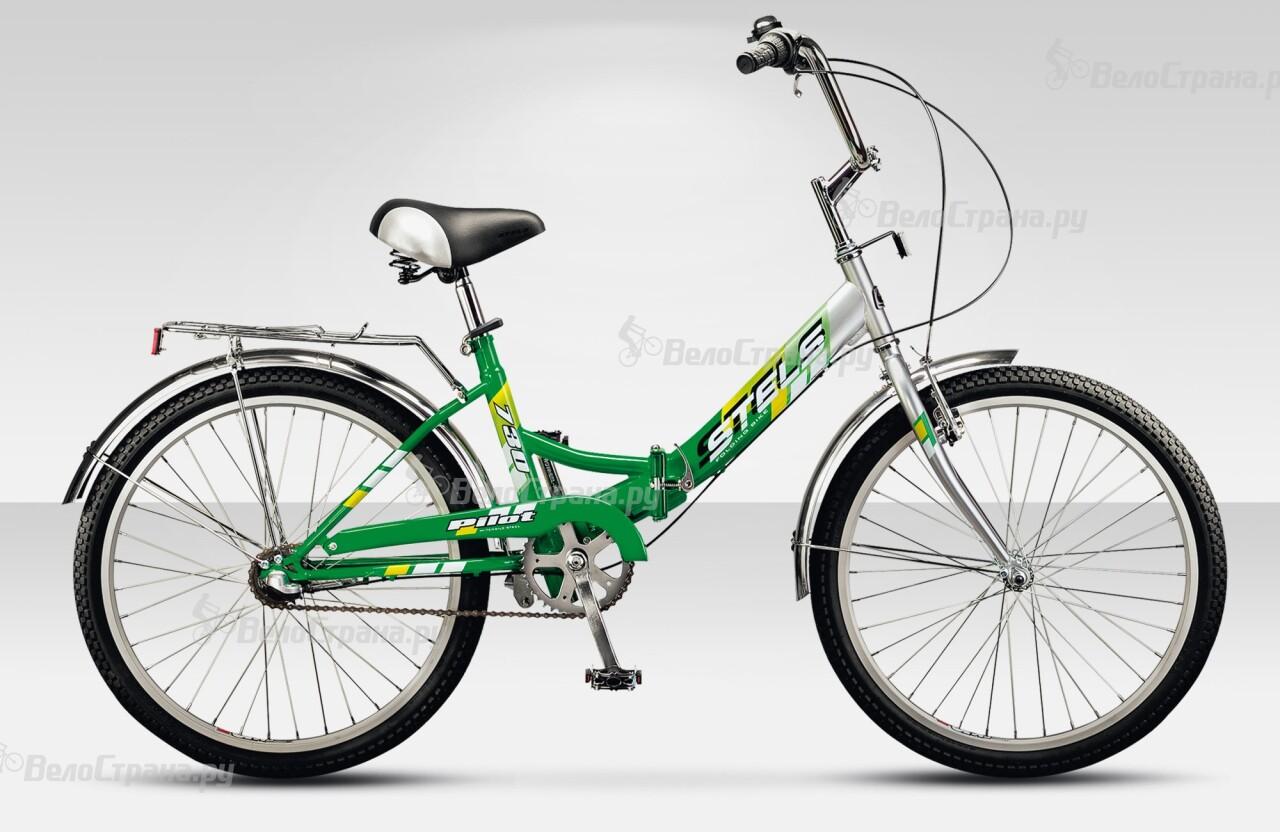 Велосипед Stels Pilot 730 (2014) велосипед stels navigator 310 2016
