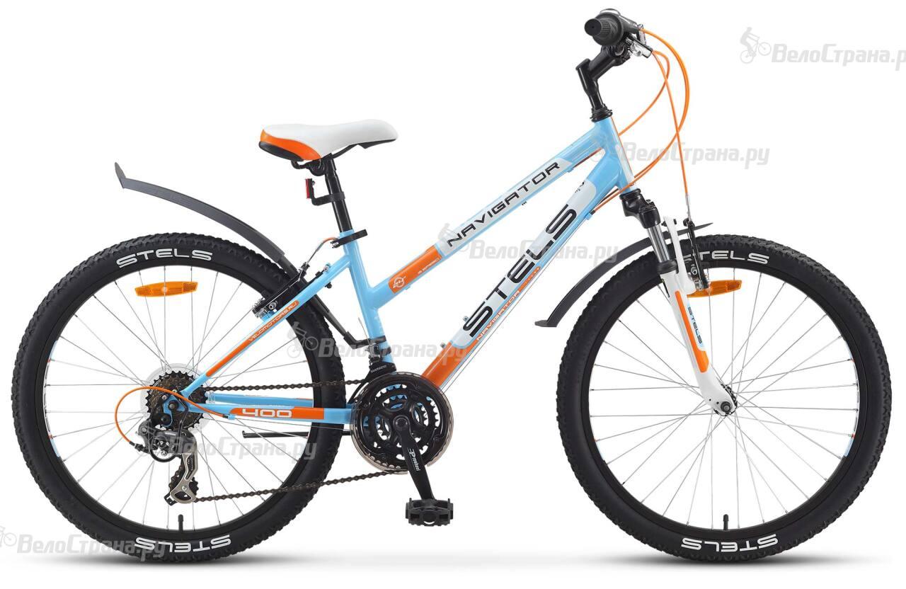 Велосипед Stels Navigator 400 V (2016) велосипед stels navigator 290 2016