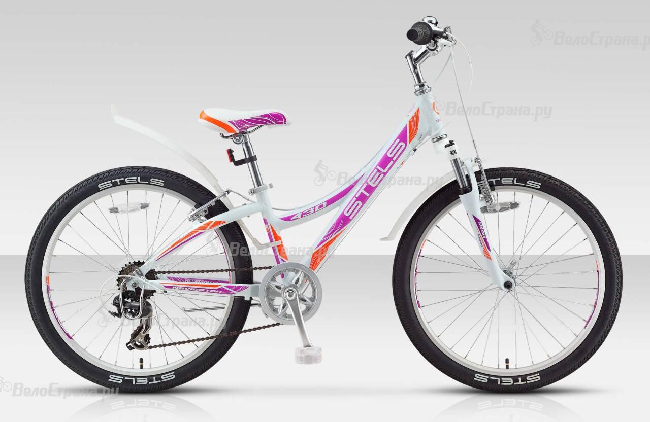 Велосипед Stels Navigator 430 V (2015) велосипед stels navigator 400 v 2015
