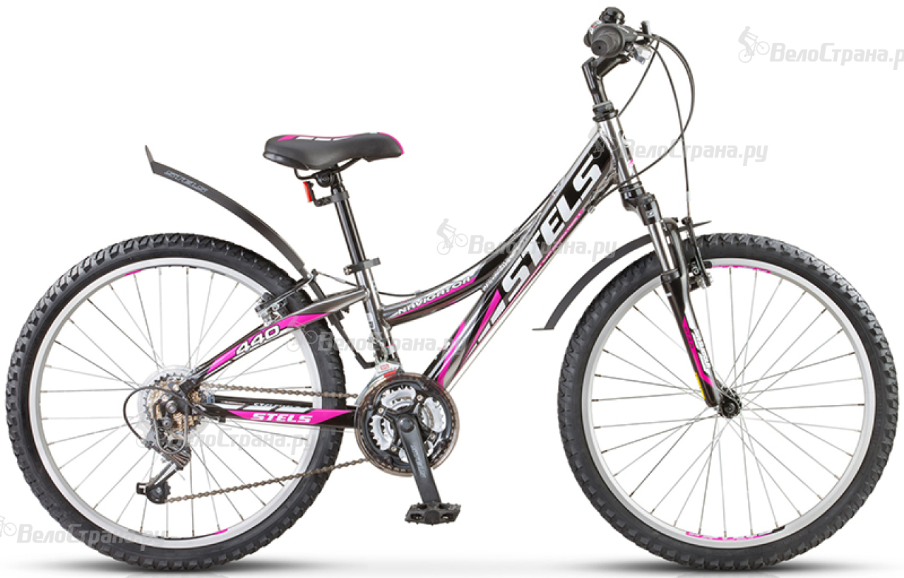 Велосипед Stels Navigator 440 V (2016) велосипед stels navigator 510 v 2016