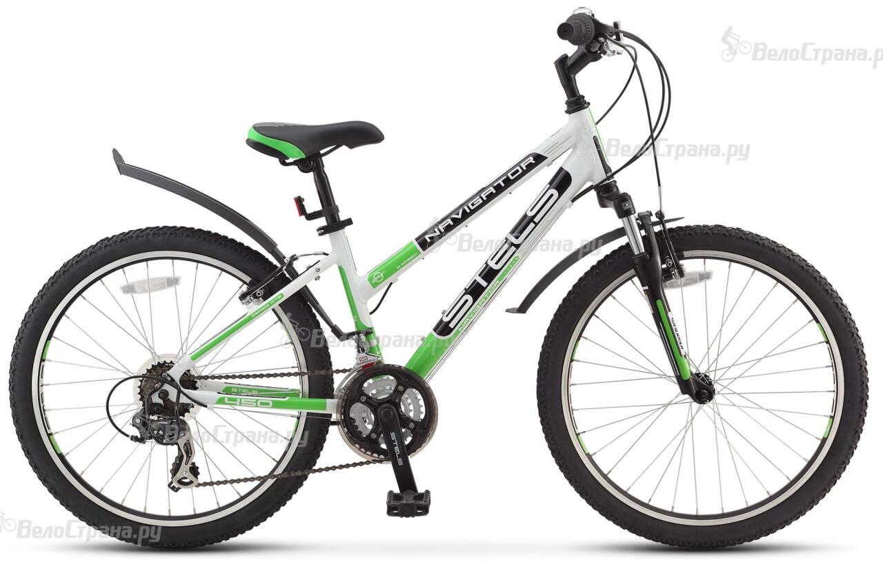 Велосипед Stels Navigator 450 V (2016) велосипед stels navigator 700 2016