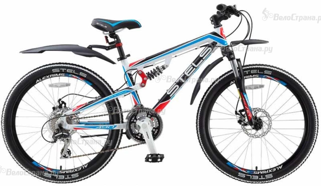 Велосипед Stels Navigator 490 MD (2016) велосипед stels navigator 850 md 2016