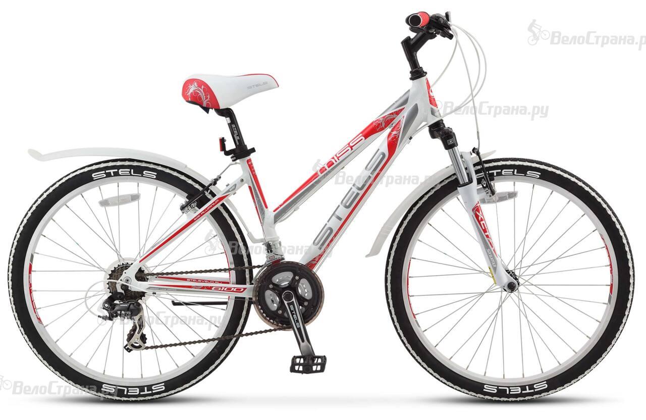 Велосипед Stels Miss 6100 V (2016) велосипед stels miss 6100 2013