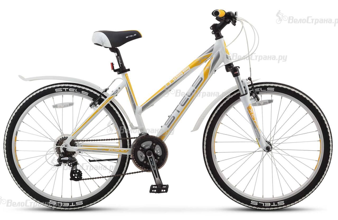 Велосипед Stels Miss 6300 V (2016) велосипед stels navigator 310 2016