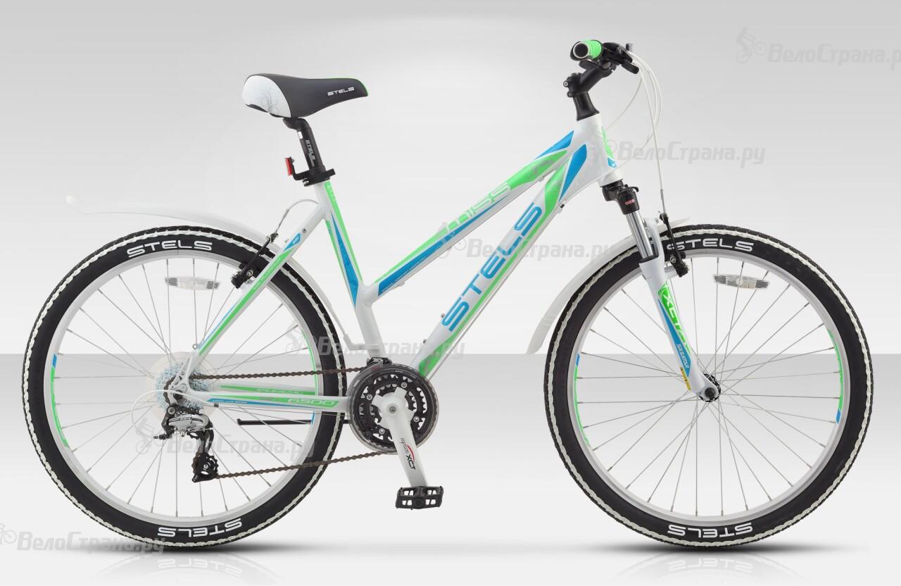 Велосипед Stels Miss 6500 V (2015) велосипед stels miss 6100 2013