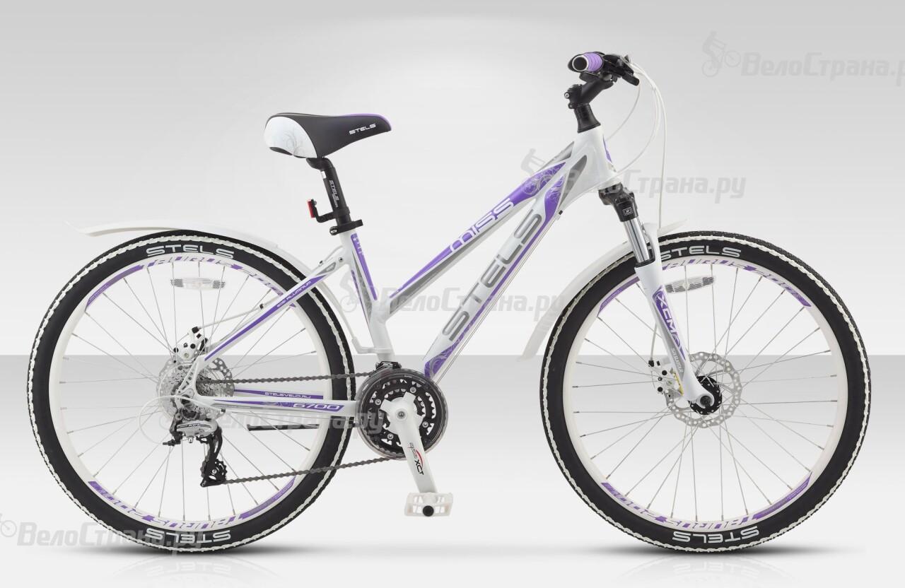 Велосипед Stels Miss 6700 MD (2015) велосипед stels navigator 380 2016