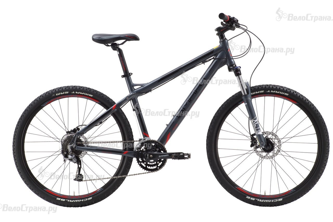 Велосипед Smart Machine 600 27,5 (2016) велосипед smart machine 90 2016