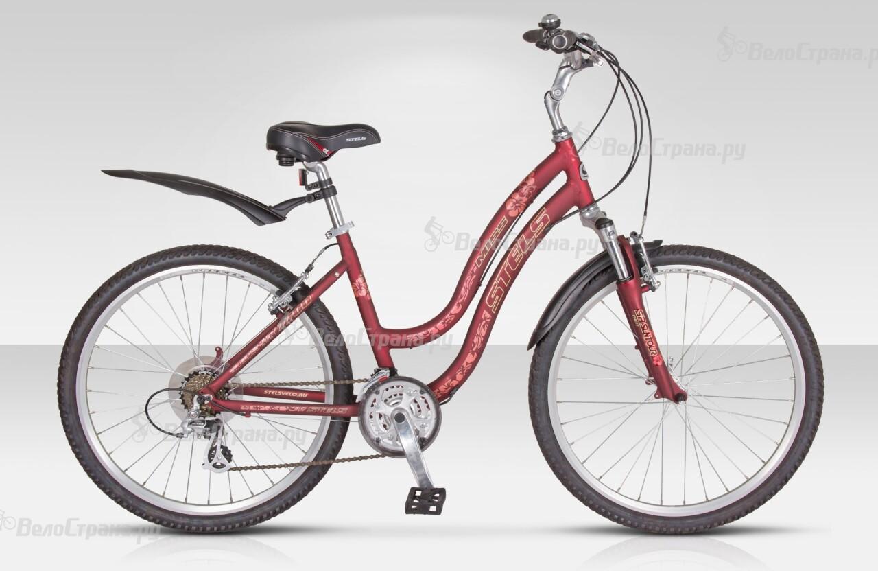Велосипед Stels Miss 7700 V (2015) велосипед stels miss 8900 md 2015
