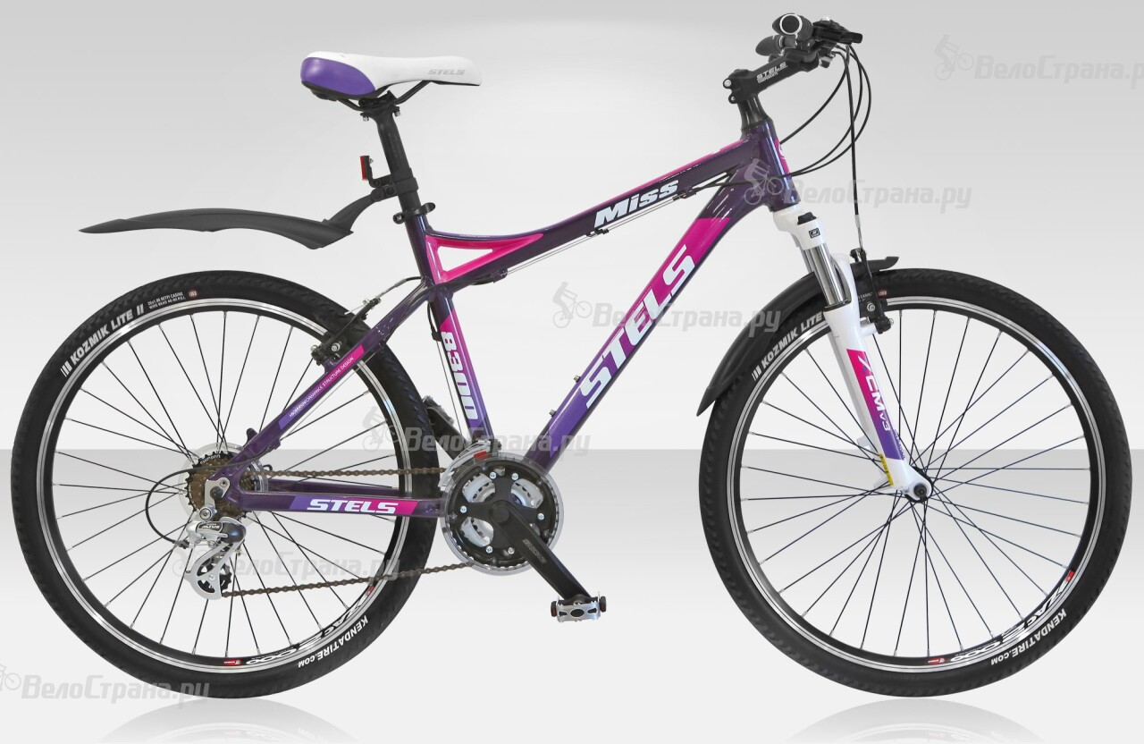Велосипед Stels Miss 8300 V (2015) велосипед stels miss 8900 md 2015