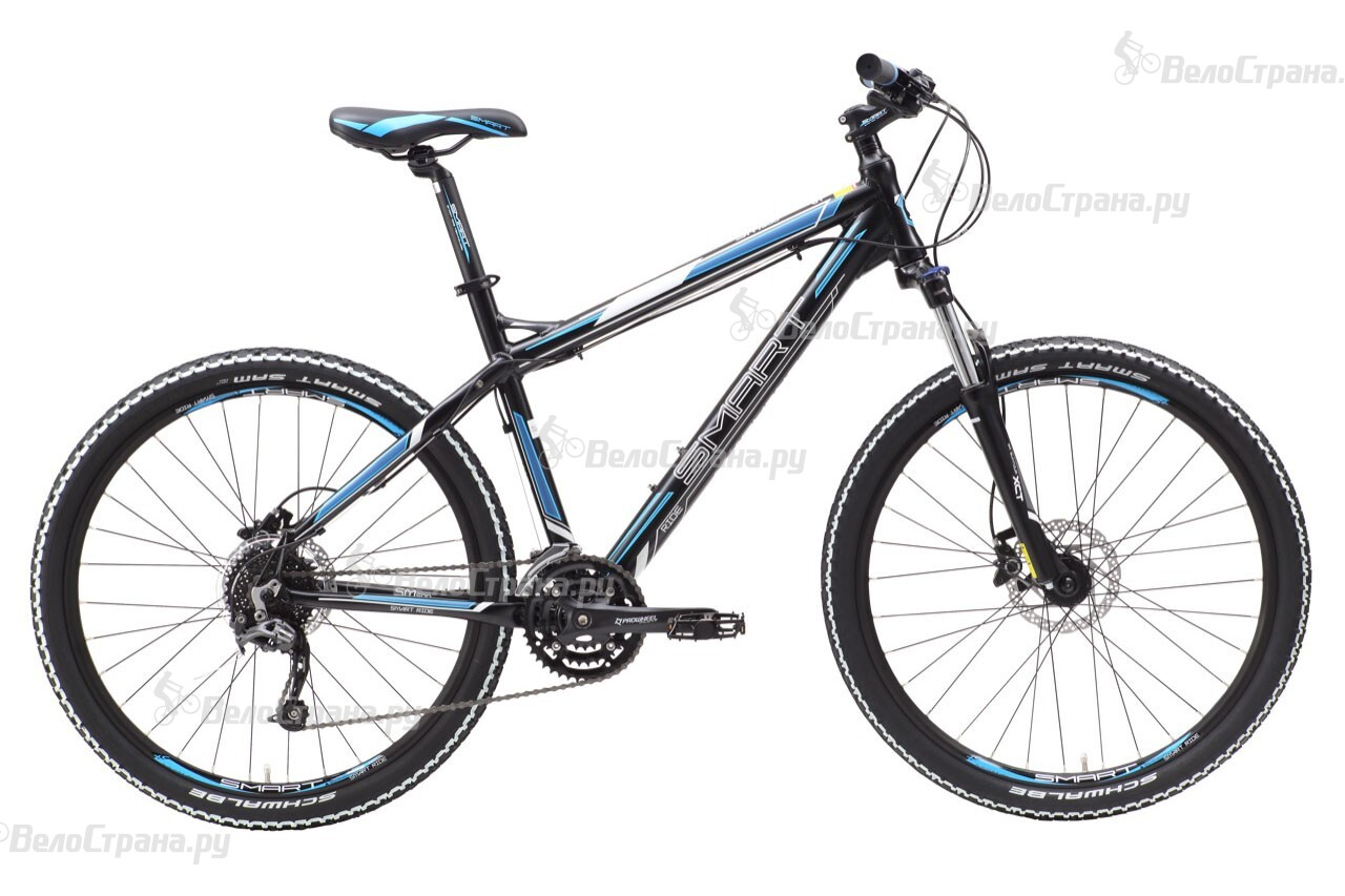 Велосипед Smart Machine 500 27,5 (2016) велосипед smart 500 2015