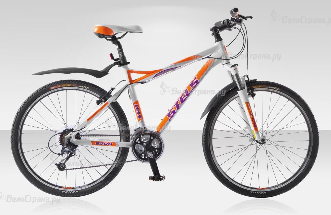 Велосипед Stels Miss 8700 V (2015) велосипед stels miss 8900 md 2015