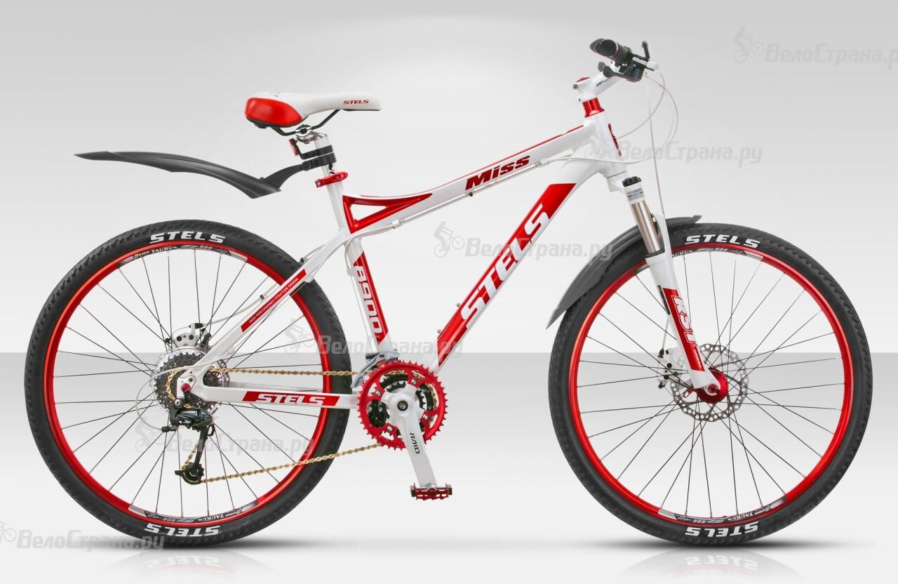 Велосипед Stels Miss 8900 MD (2015) miss 6700 md 26 16
