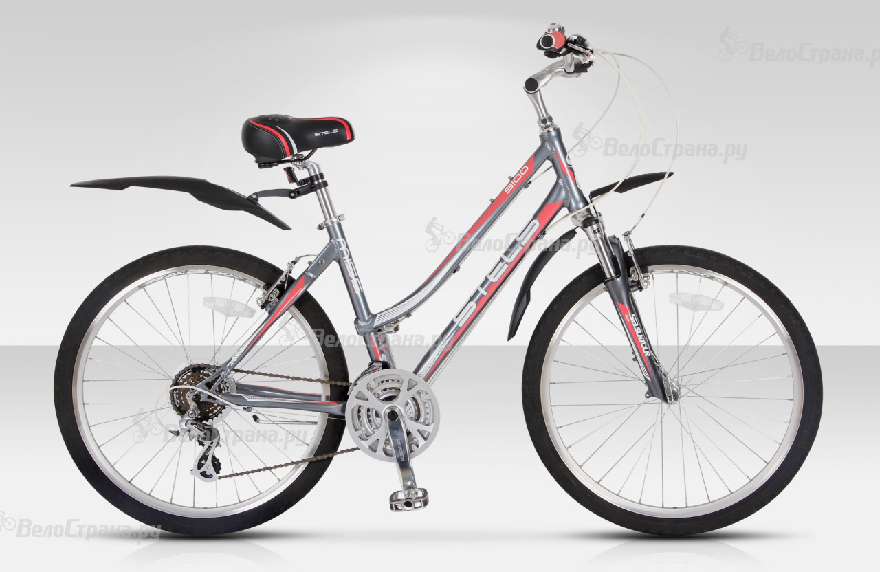 Велосипед Stels Miss 9100 V (2015) велосипед stels miss 9300 v 2016