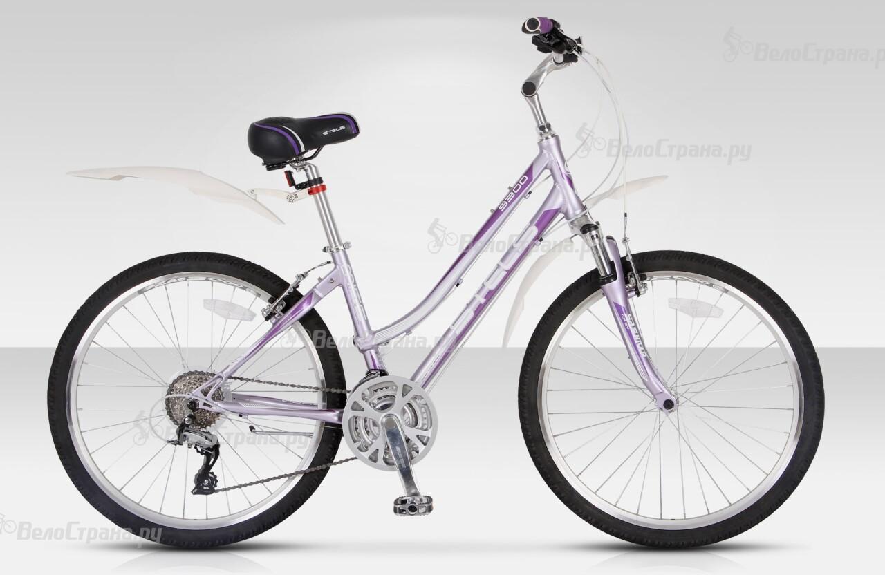 Велосипед Stels Miss 9300 V (2015) велосипед stels miss 6100 2013