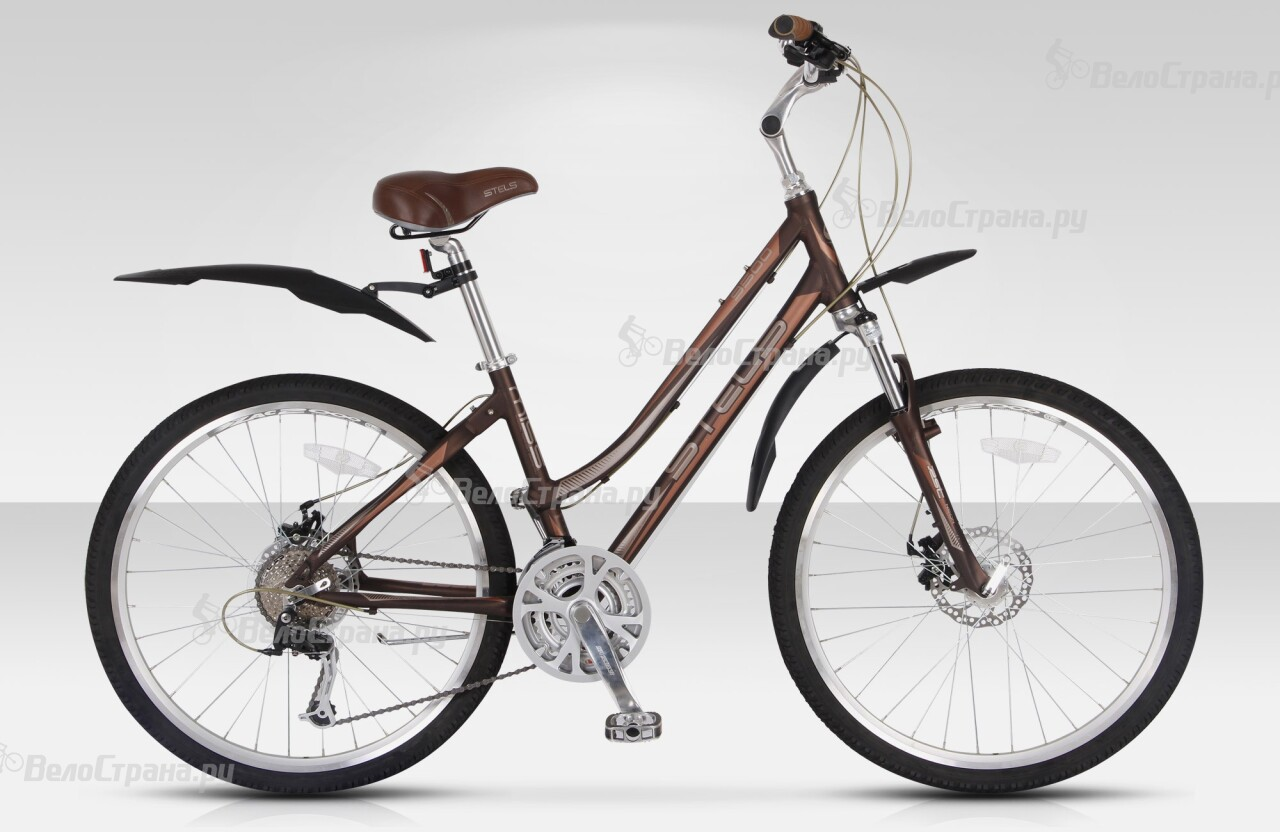 Велосипед Stels Miss 9500 disc (2014) велосипед stels adrenalin disc 2014