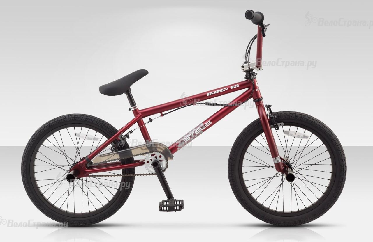 Велосипед Stels Saber S2 (2014) смеситель для кухни vidima уно с литым поворотным изливом ba241aa