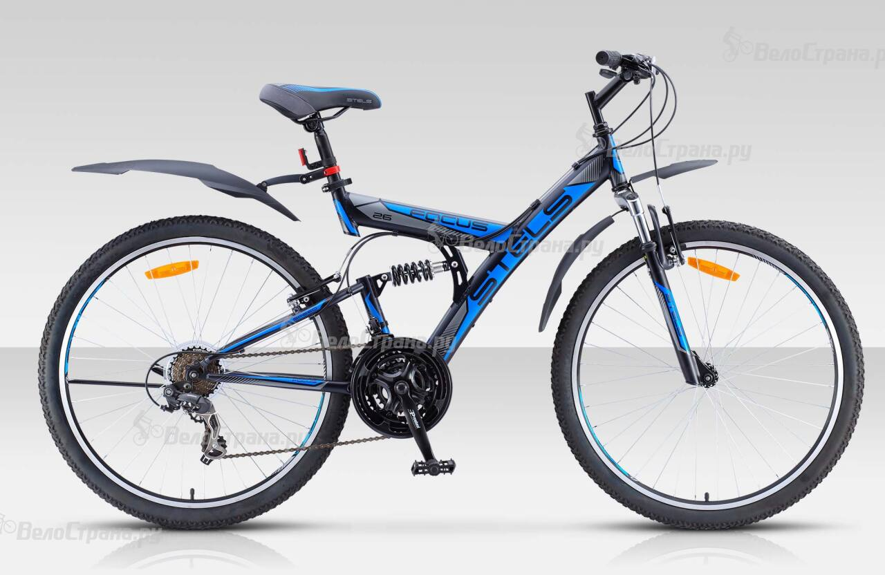 Велосипед Stels Focus V 21 sp (2016) stels focus v 21 sp 2015
