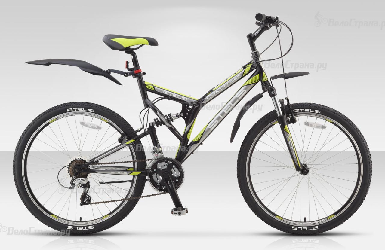 Велосипед Stels Challenger V (2015) challenger велосипед challenger mission lux fs 26 2017 черно красный 20