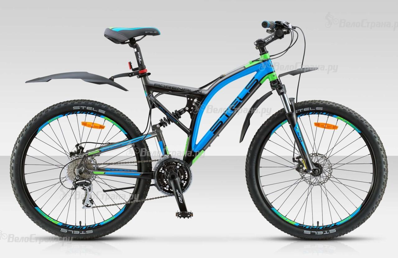 Велосипед Stels Adrenalin MD (2015) велосипед stels navigator 380 2016