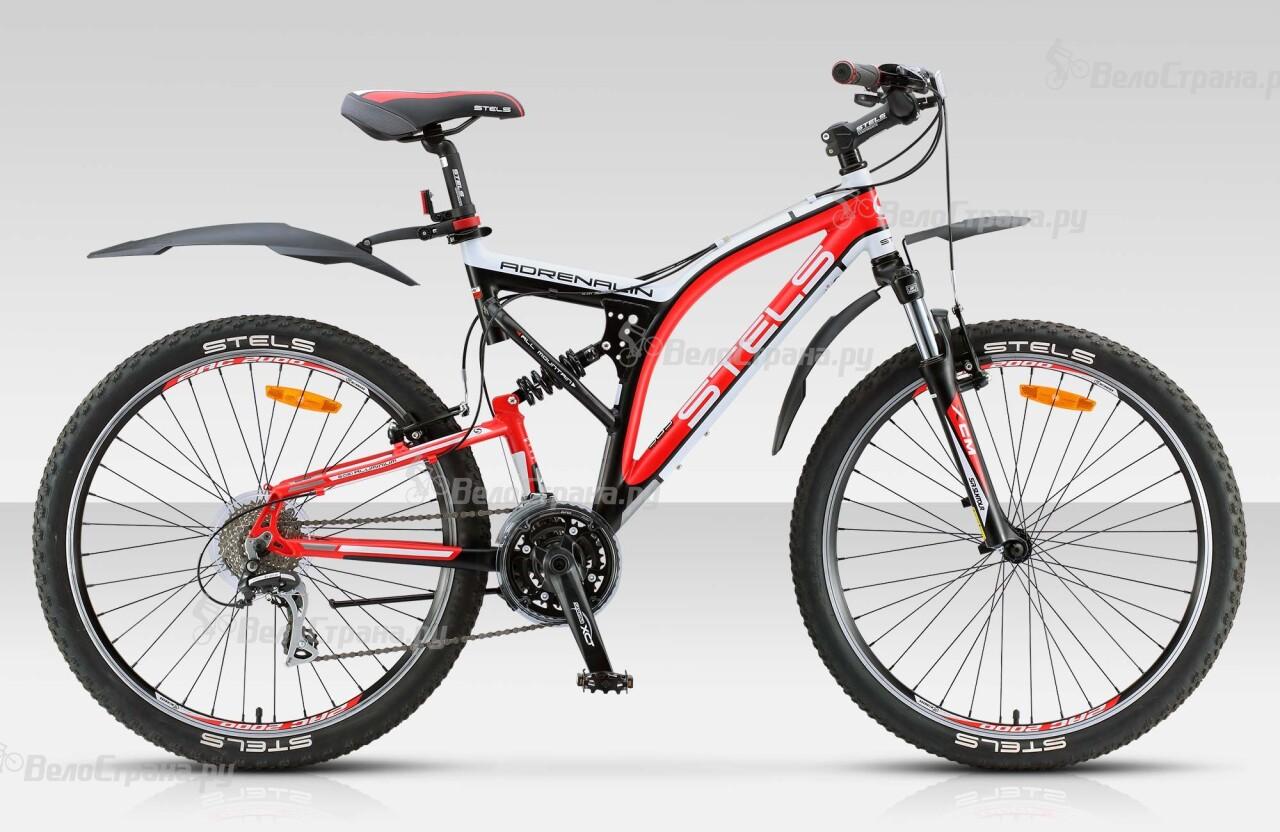 Велосипед Stels Adrenalin V (2015) велосипед stels navigator 380 2016