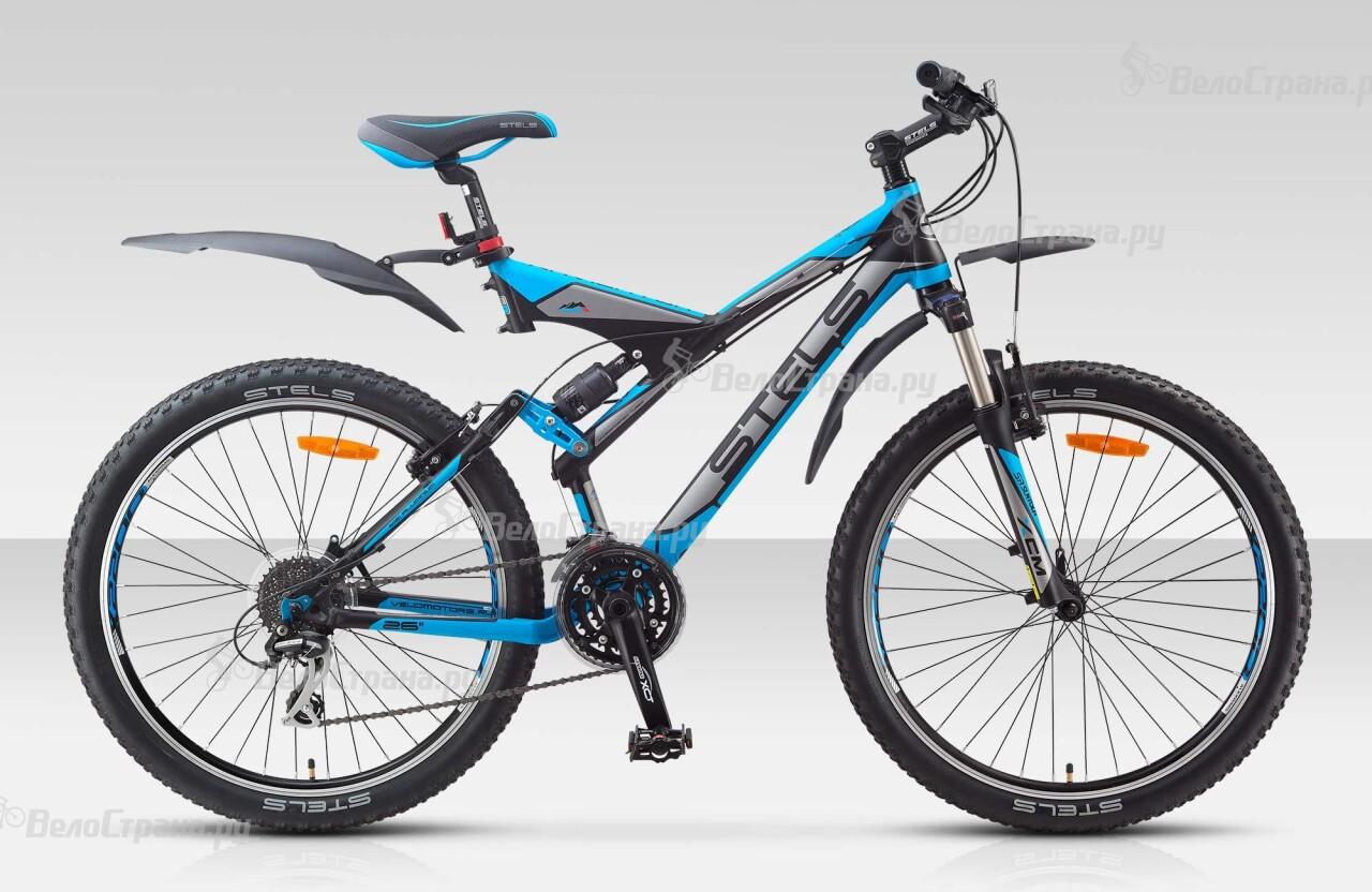 Велосипед Stels Navigator V (2015) велосипед stels navigator 150 3sp 2015