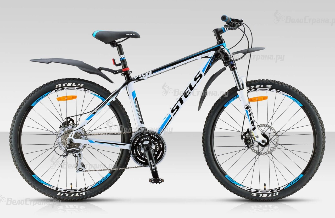 Велосипед Stels Navigator 750 MD 27.5 (2015) велосипед stels navigator 850 md 2016