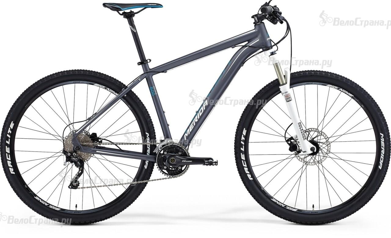 Велосипед Merida BIG.NINE 600 (2015)